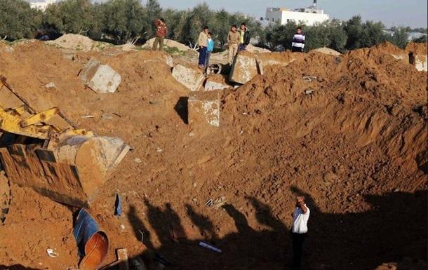 Авиация Израиля атаковала 15 целей в секторе Газа в ответ на палестинский обстрел