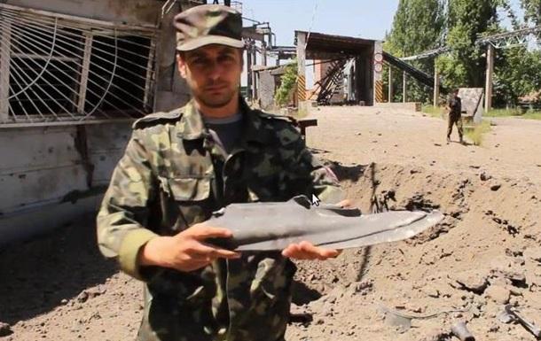 Ополченцы  обвинили украинскую армию в авиаударе по заводу в Лисичанске
