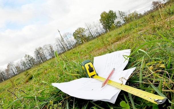 В Киевской области на 30% упали цены на земельные участки