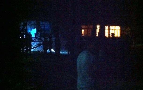 В одесском военкомате произошел взрыв, есть пострадавшие