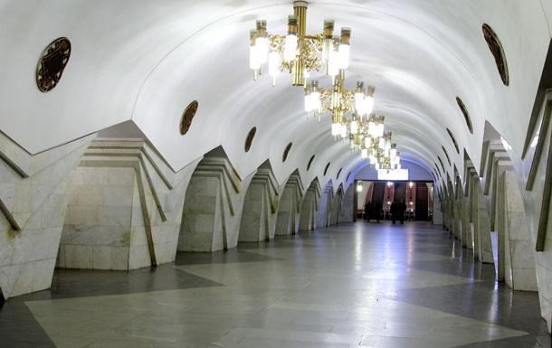 В харьковском метро ищут взрывчатку