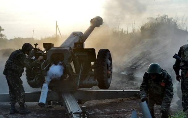Возле Карловки ночью шли бои с применением тяжелой артиллерии – ДонОГА
