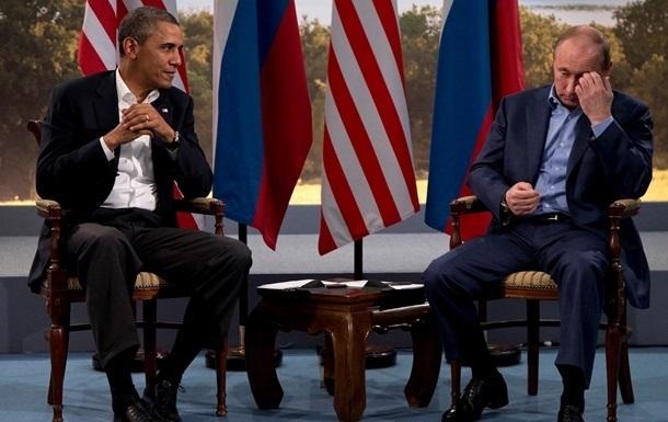 В День независимости США Путин призвал Обаму обеспечить стабильность в мире