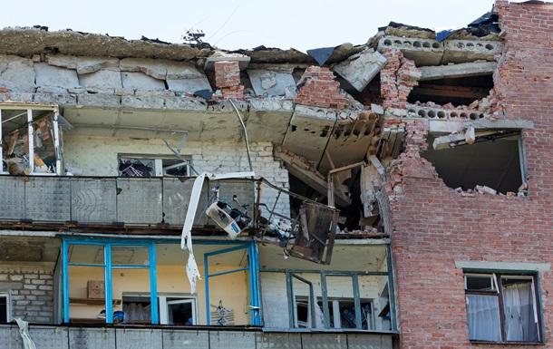 Обстрел Краматорска: как выглядит город после бомбежки