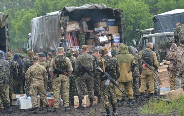 ООН сообщила об использовании противопехотных мин на востоке Украины