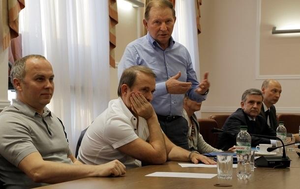 В СНБО рассказали, почему Медведчук не может быть переговорщиком на Донбассе