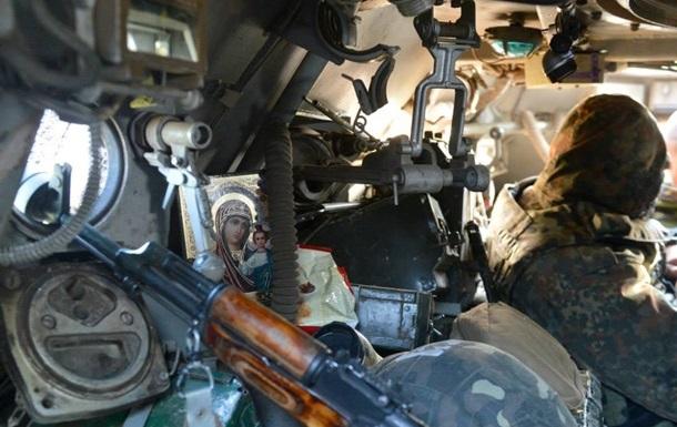 За ночь погибли двое военных, 13 ранены - пресс-центр АТО