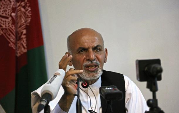 В Афганистане кандидат в президенты Гани не будет участвовать в коалиции