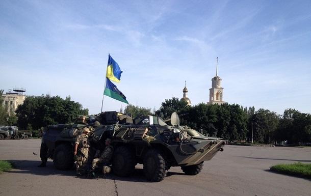 Итоги 6 июля: силовики взяли под контроль Славянск и Краматорск,  ополченцы  заняли Донецк