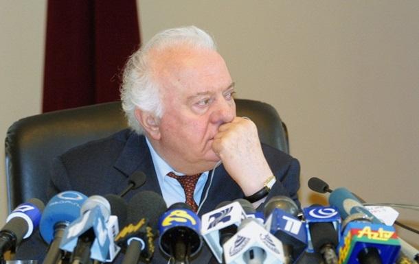 Умер Эдуард Шеварднадзе: экс-президенту Грузии было 86 лет