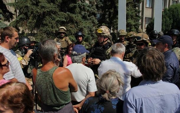 На Донбассе люди начали возвращаться в свои дома – МВД