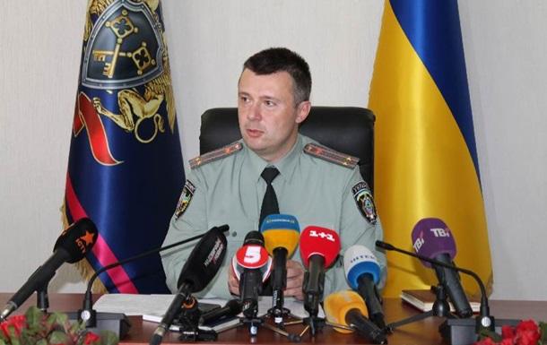 Сбежавших в Луганской области заключенных поймали
