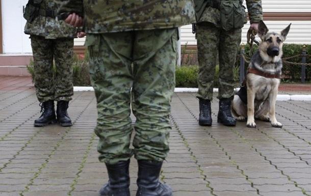 Пограничники задержали россиянина с удостоверением  народного ополчения  ДНР