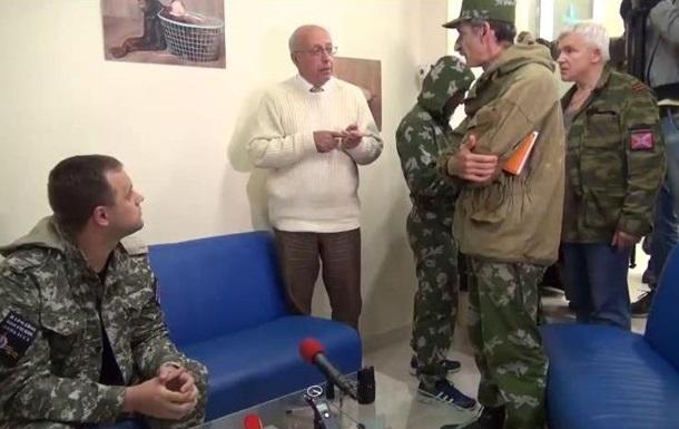 Скандал в Донецке: политолог из РФ публично назвал Губарева  хамом