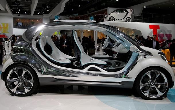 Автокомпания Smart рассказала о дизайне новых ультракомпактных ситикаров