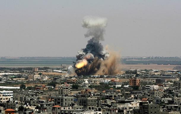 США призывают президента Палестины остановить обстрел Израиля
