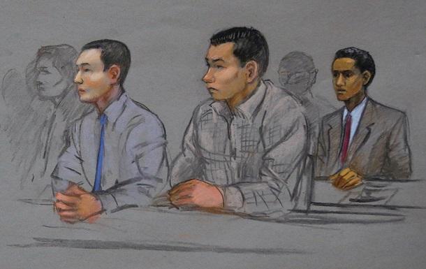 Казахстанские студенты дали показания по делу о взрывах на Бостонском марафоне
