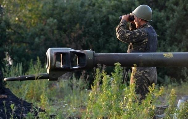 Под Дмитровкой силы АТО разбили позицию  ополченцев  – Селезнев