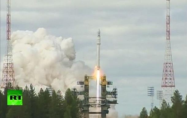 Российская ракета поднялась в воздух со второй попытки