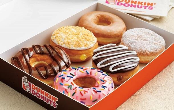 Win2Win Communications обеспечило поддержку  юбилейных мероприятий Dunkin' Donut
