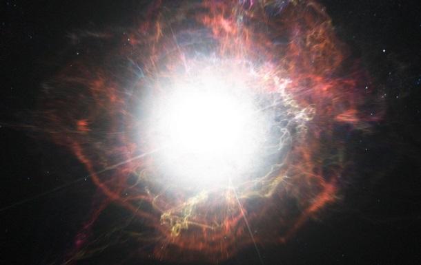 Астрономам удалось отследить зарождение звездной пыли
