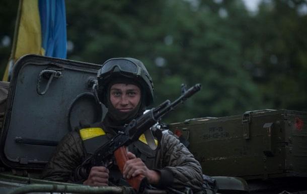 За сутки погибло четверо украинских военных, 25 ранены - СНБО