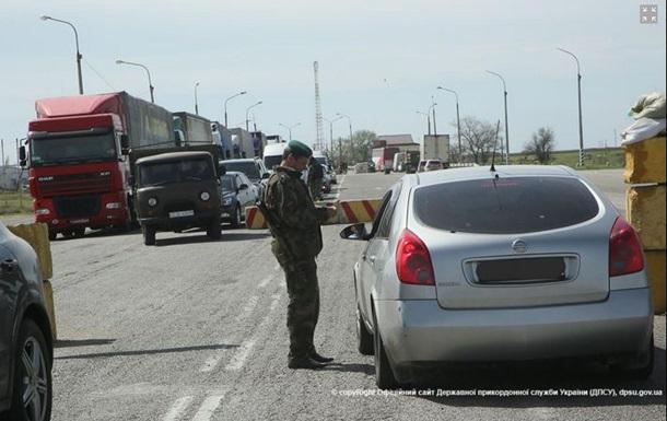 Ополченец  пытался покинуть зону АТО на  попутках  - Госпогранслужба