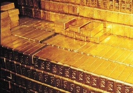 Золотовалютные резервы попали под дурное влияние