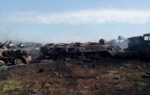 У Зеленополья погибли 19 солдат, 93 ранены - Минобороны