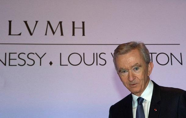 Богатейшими людьми Франции стали собственники LVMH, L'Oréal и Ашана