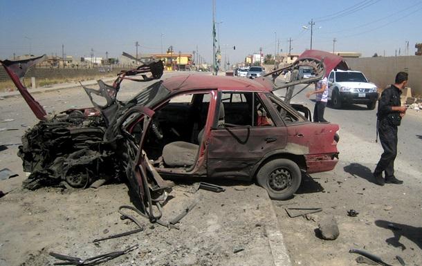 В результате теракта погибли 13 человек в иракском городе
