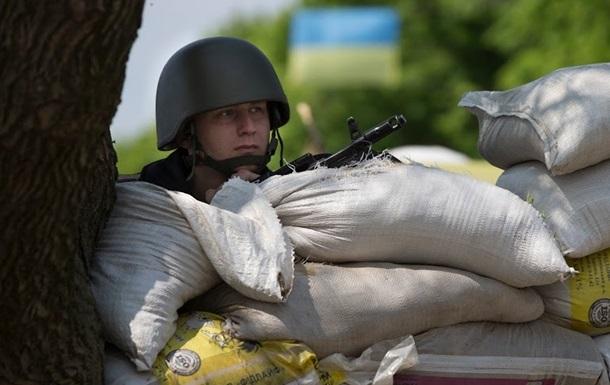За прошедшие сутки в зоне АТО погибли семеро военных, еще 33 ранены