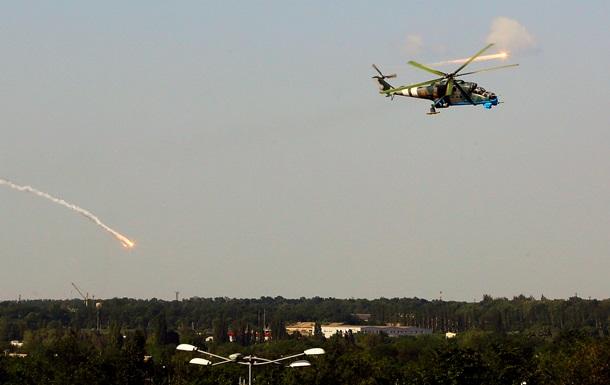 Украина переводила противовоздушную оборону в готовность  номер один