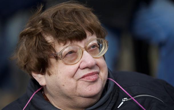 Гроза режимов. Умерла Валерия Новодворская