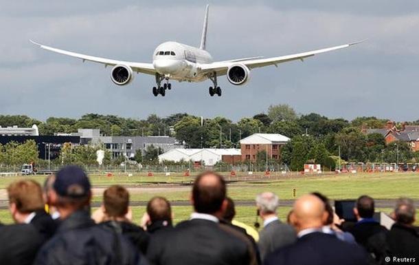 Делегацию России не допустили к участию в международном авиасалоне Фарнборо
