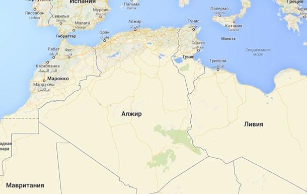 Взрыв на северо-западе Алжира: семеро погибших