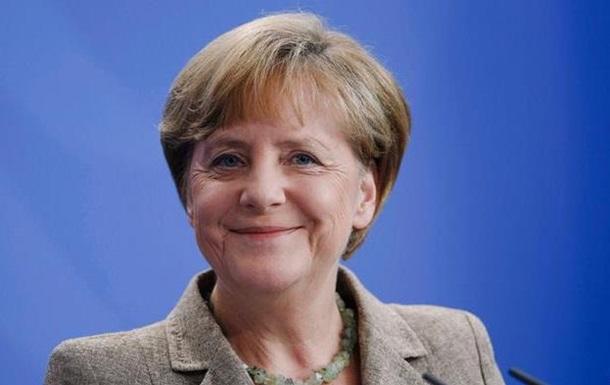 Как видят Меркель карикатуристы разных стран мира