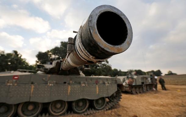Израиль атаковал Сирию в ответ на выпущенную ракету