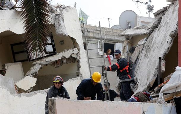 Обрушение дома в Марокко унесло десятки жизней