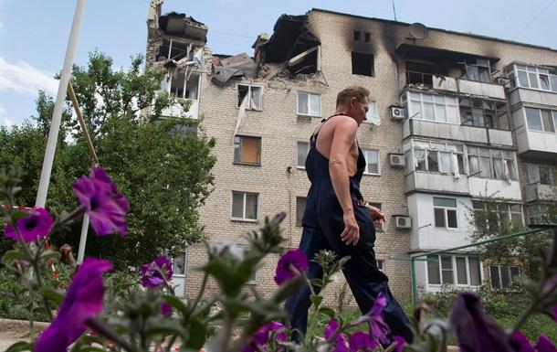Военные действия разрушают экономику Донбасса