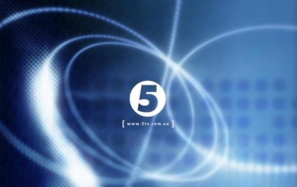 5 канал опять приостановил работу из-за информации о заложенной бомбе