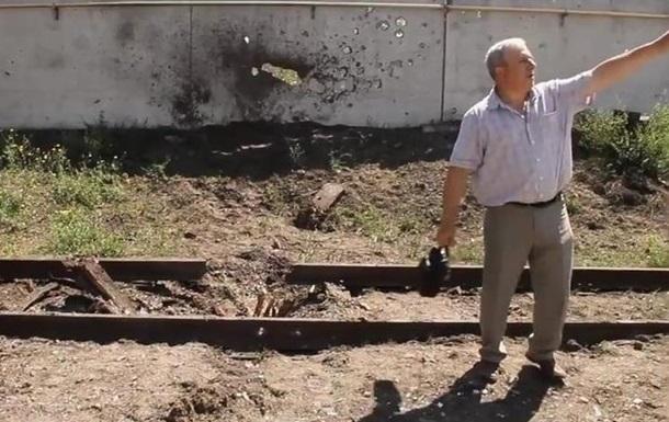 Из-за боев в Луганской области повреждены две ж\д станции