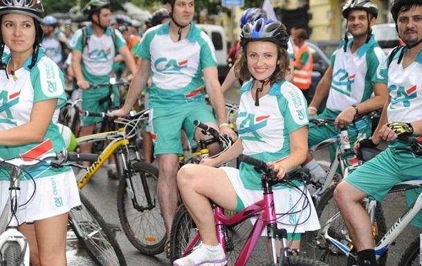 КРЕДИ АГРИКОЛЬ БАНК  приобщился к всемирно известной велогонке Тур де Франс