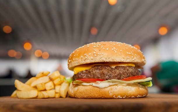 Бургер «Нью Йорк»: рецепт от шеф-повара