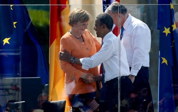 Конфликт США и Германии: чего ждать Украине