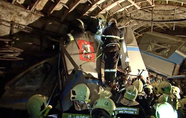 Количество погибших в аварии в московском метро увеличилось до 22 человек - СМИ