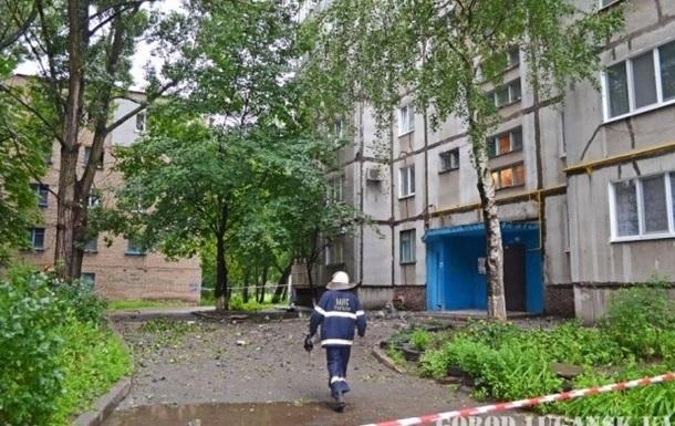 Из-за боев часть Луганска остается без света, газа и воды