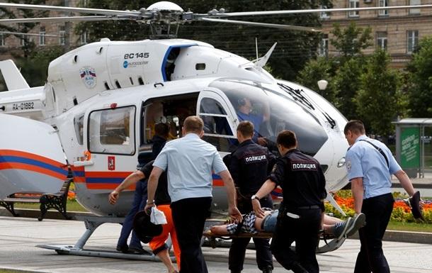 Число жертв аварии в московском метро достигло 23 человек