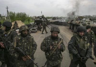 Украина в огне. Сбережем жизни наших солдат!