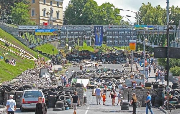 Сотники Майдана угрожают новыми протестами в Украине